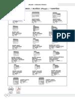 Catalogo de Adaptadores