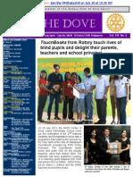 Rc Holy Spirit the Dove Vol. Viii No. 3 July 21, 2015