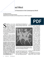 The Wounded West. The Healing Potential of Shamanism in the Contemporary World