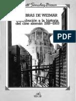 Sombras de Weimar