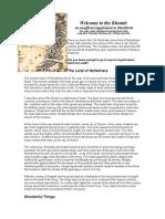 Campaign Setting - Khemri, Land of the Dead