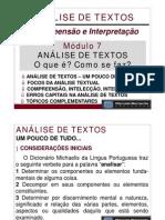 Marcelo bernardo Portugues Analise de textos Modulo07 001