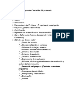 Propuesta Contenido Del Protocolo Univa