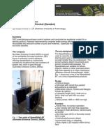 Studiu de caz- Gunnebo Entrance Control