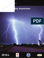 Lightning Safety Awareness