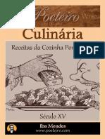 Receitas Da Cozinha Portuguesa Do Seculo XV - Iba Mendes