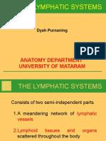 Anatomi Sistem Limfatik (Dr. Diah)