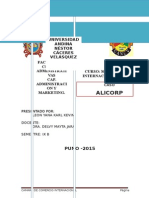 TRABAJO Alicorp Final