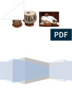 Tabla Compositions and Notes