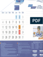 Calendario Tributario El Salvador 2015