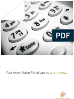 Acqueon's iAssist for Avaya Voice Portal - Brochure