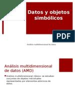 AnaÌlisis Multidimensional de Datos