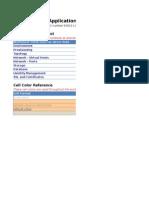 FA Install Workbook
