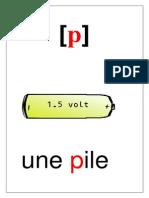 Flash-cards de Phonetique