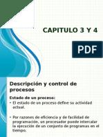 Presentación capítulos 3 y 4