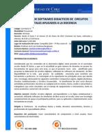 Uso de Softwares Didacticos de Circuitos Digitales Aplicados a La Docencia PDF 256 Kb