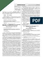 RESOLUCIÓN SBS N° 4358- 2015