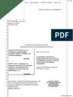 Omni Innovations LLC et al v. Inviva Inc et al - Document No. 28