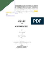 Evil Christianity