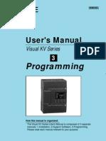 Keyence Programming