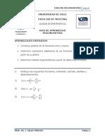 Guia de Aprendizaje Trigonometria 2015