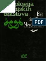Antologija sufijskih tekstova - Eva de Vitray Meyerovitch