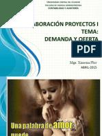 Demanda y Oferta Abr2015