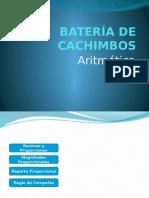Batería de Cachimbos - Aritmetica