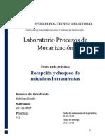 Lab. Mecanizacion 2