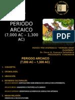Arcaico ARCAICO INFERIORInferior