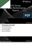 Digital Perforamce Report