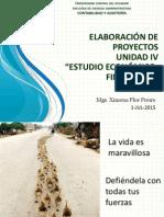 Estudio Financiero y Económico Contab Jul 2015