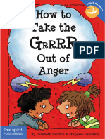 How to Take the Grr Out of Anger
