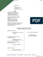 MDY Industries, LLC v. Blizzard Entertainment, Inc. et al - Document No. 26