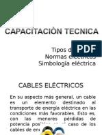 Cables Eléctricos y Sus Materiales