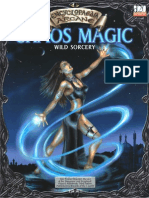 3rd MGP - Encyclopedia Arcane - Chaos Magic
