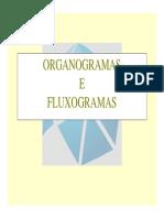 Org e Fluxogramas