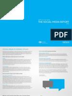 The Social Media Report