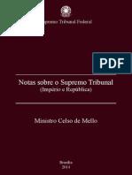 Livro Celso de Mello