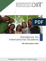 International Handbook - Deggendorf University