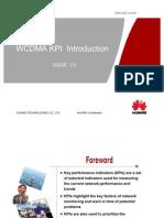 WCDMA KPI