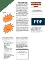 school counseling program brochure 2