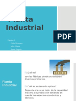 3, Planta Industrial