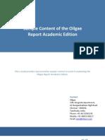 Oilgae Academic Edition on algae fuels