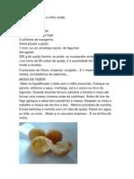 Bolinhos de Queijo e Milho Verde