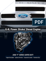 6.4 Power Stroke Manual de motor