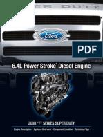 6.4 Power Stroke Manual de motor