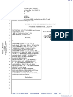 Xcentric Ventures, LLC et al v. Stanley et al - Document No. 44
