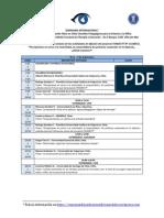 Programa Seminario Viña PUCV