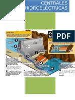 Centrales Hidroeléctrica